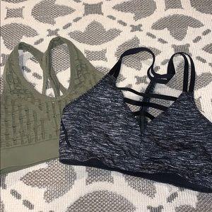 Victoria Secret Sports Bra (bundle of 2)